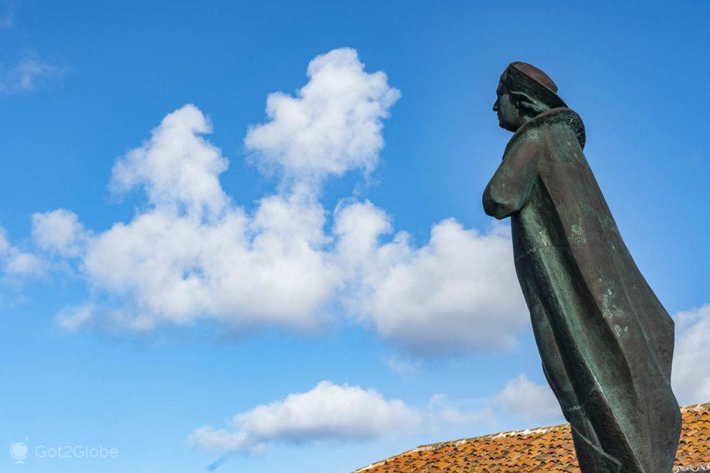 Cristovão Colombo, Santa Maria, Ilha mãe dos Açores