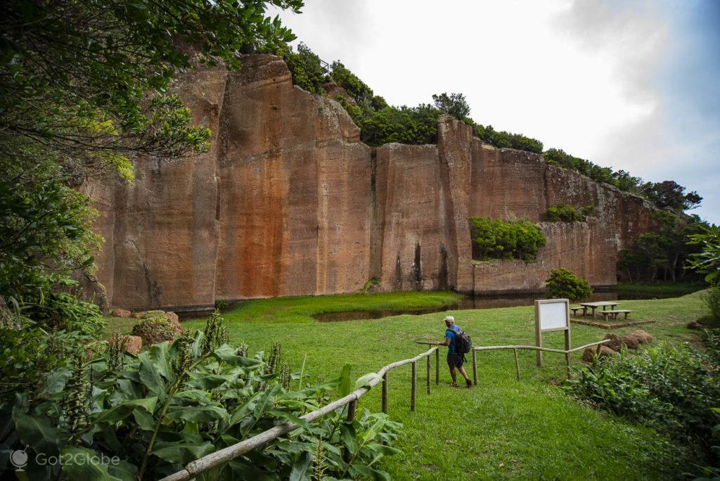 Poço da Pedreira, Santa Maria, Ilha mãe dos Açores