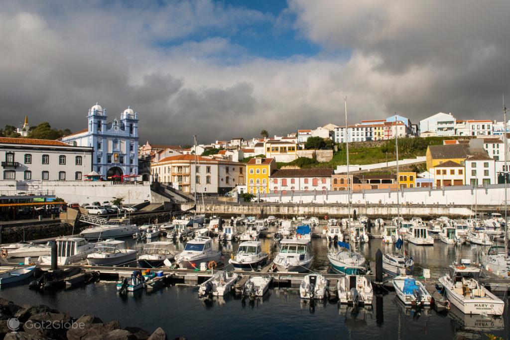 Angra do Heroísmo, Ilha Terceira, Açores Ímpares
