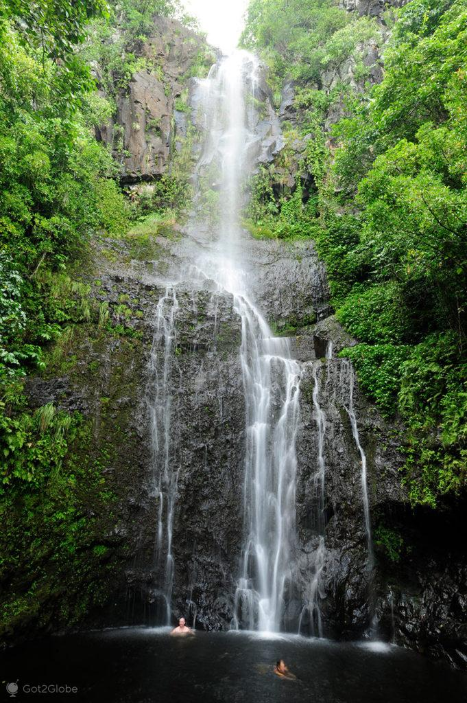 Hana Falls, Maui, Havai