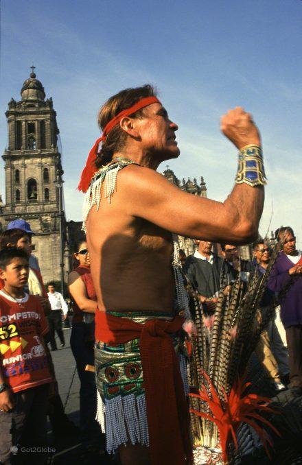 Celebração Nahuatl