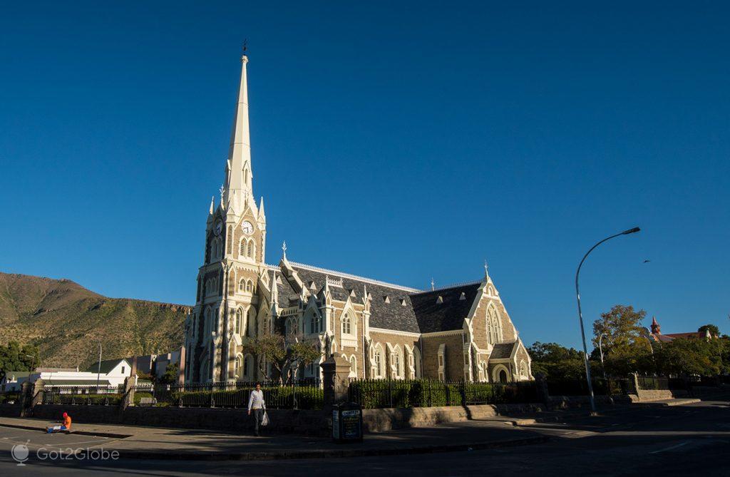 Igreja holandesa de Graaf-Reinet, Karoo, África do Sul