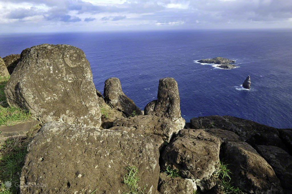 Mata Ngarau, Orongo, Ilha da Páscoa/Rapa Nui