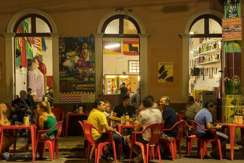 Esplanada do Bar do Armando, Manaus, Brasil