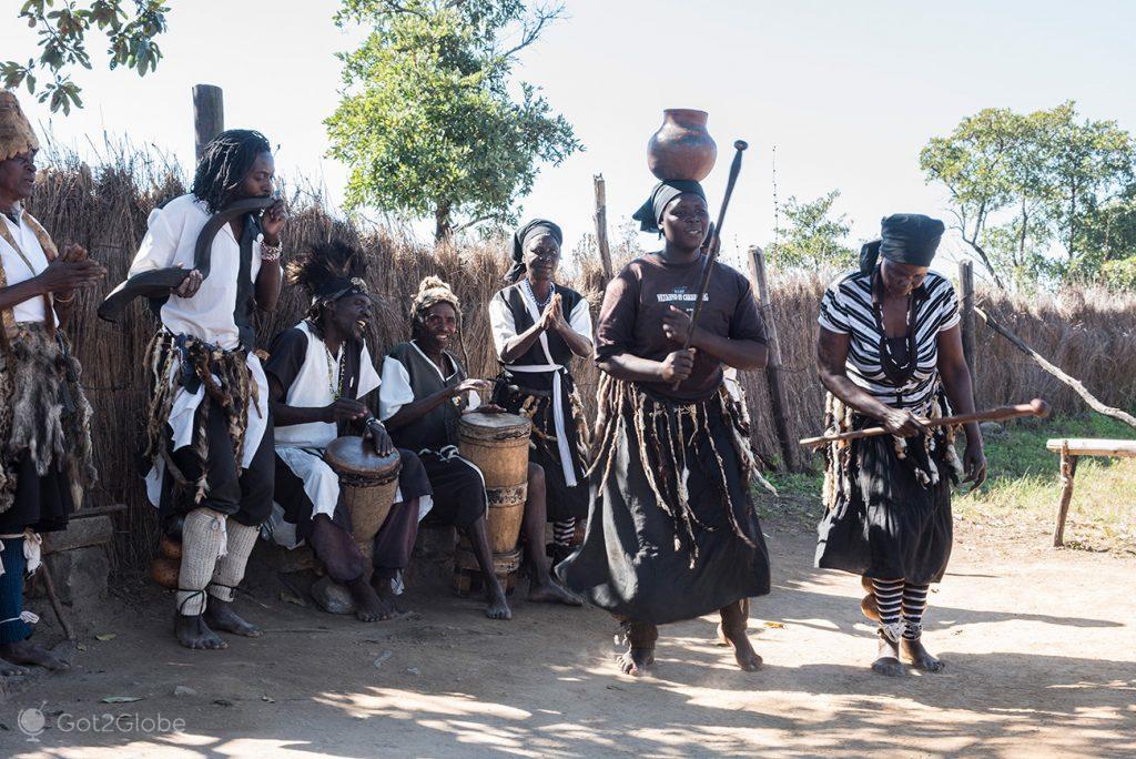 Dança xona, Great Zimbabwe
