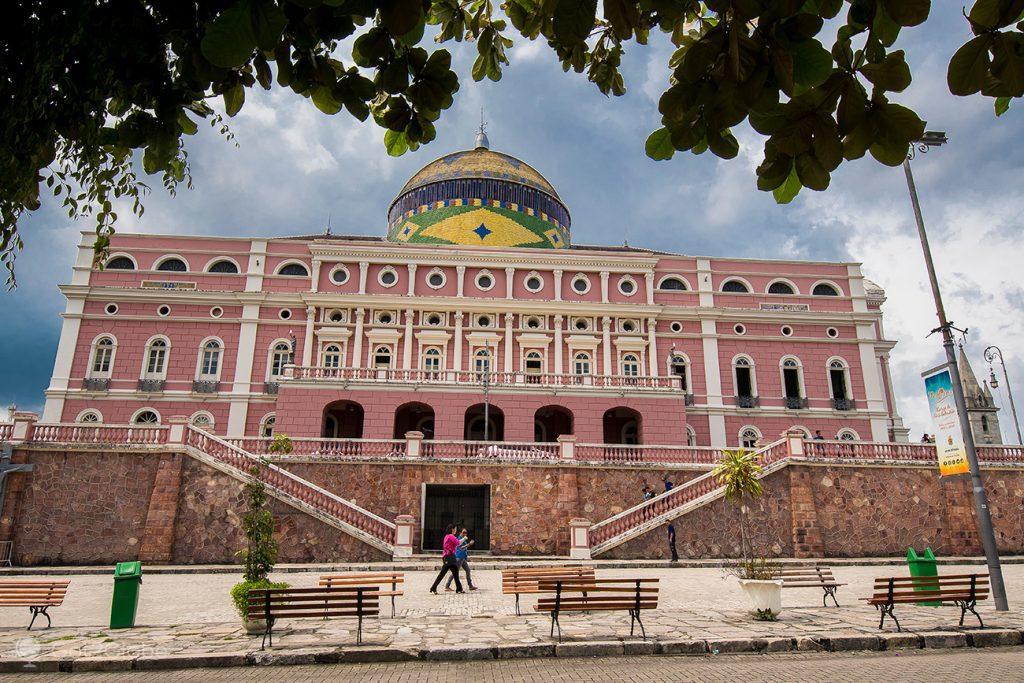 Teatro do Amazonas, Manaus, Brazil