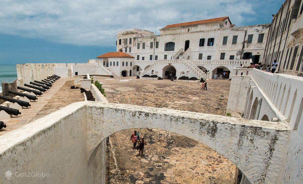 Forte de Cape Coast, Gana