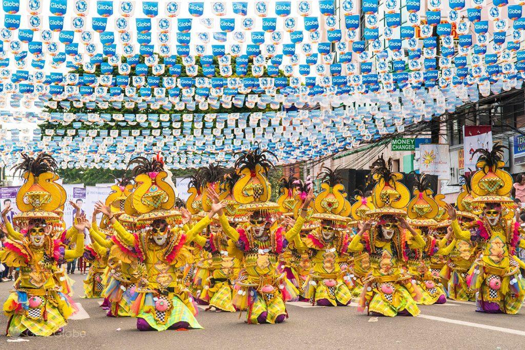 Festival MassKara, cidade de Bacolod, Filipinas