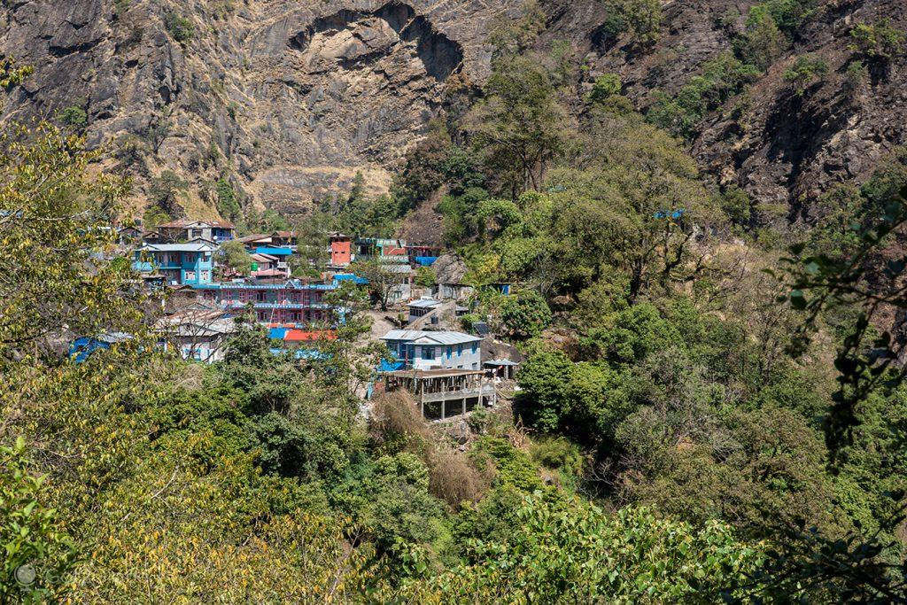 Lugarejo, Circuito Annapurna, Nepal