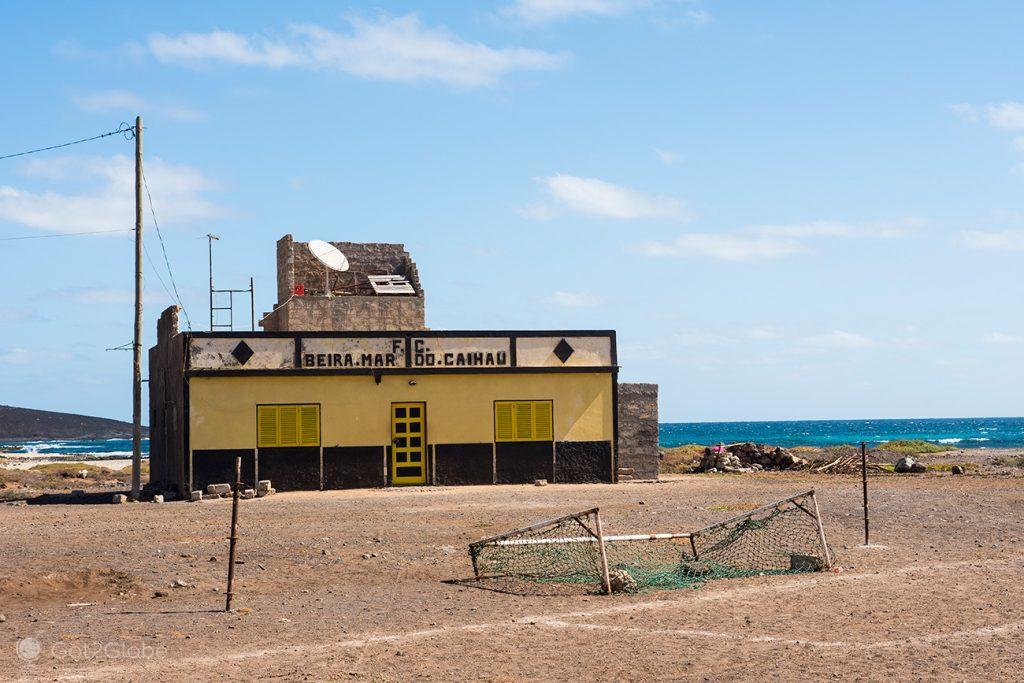 Clube Beira-Mar, ilha de São Vicente, Cabo Verde