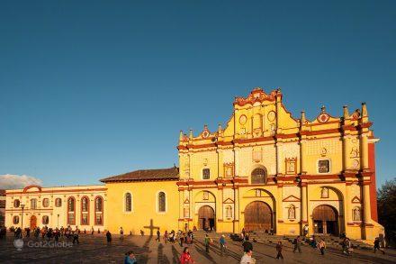 No coração amarelo de San Cristóbal
