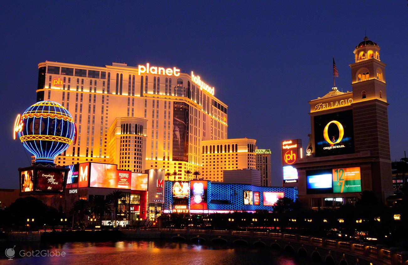 Hotéis de Las Vegas