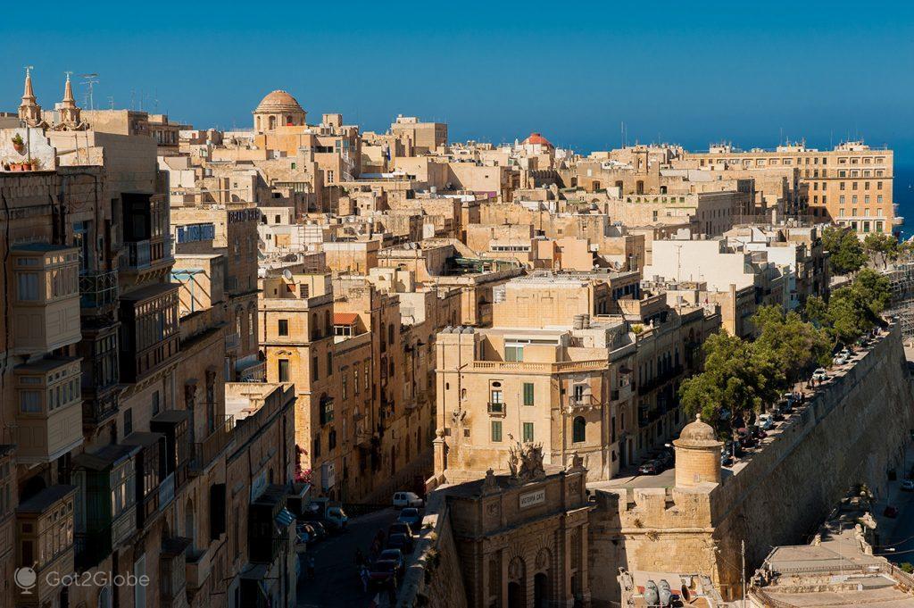 Casario de Valletta, Malta