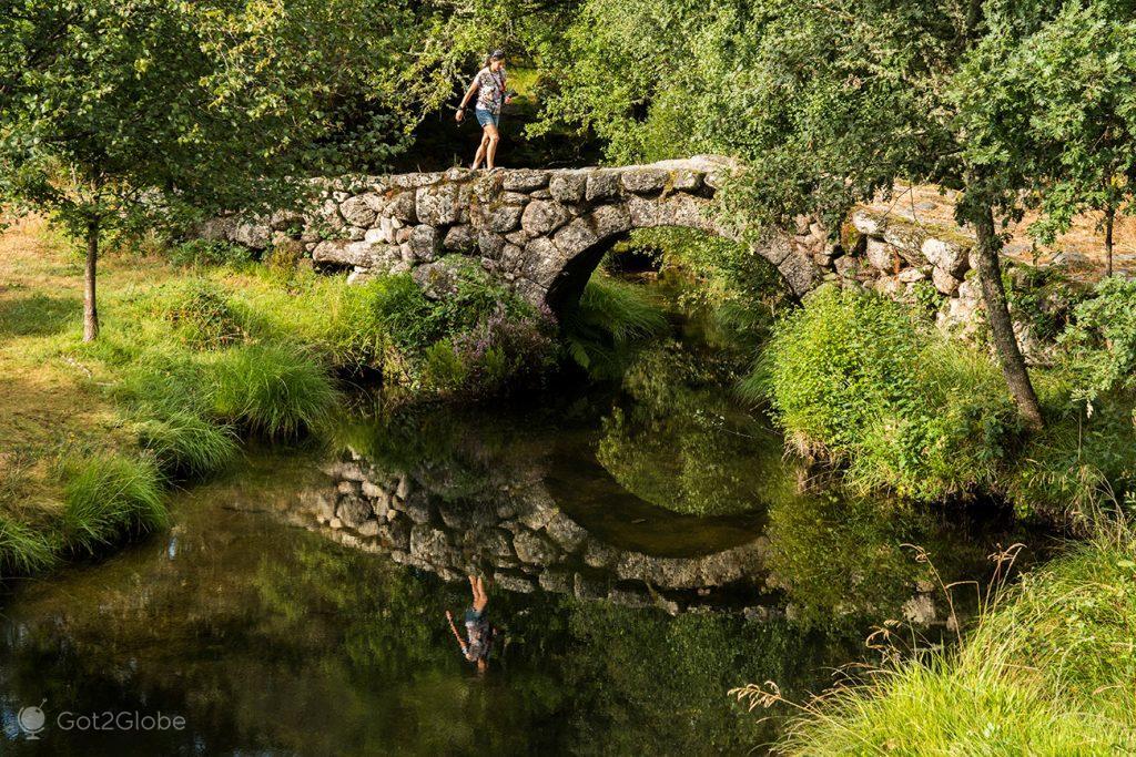 Ponte de Dorna, Castro Laboreiro, PN Peneda-Gerês, Minho, Portugal