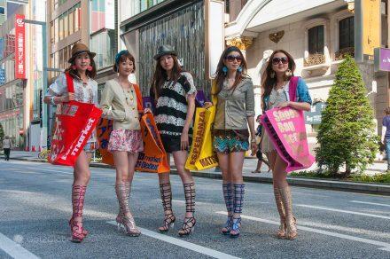 Modelos de rua