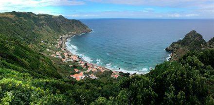 Casario de São Lourenço, ilha de Santa Maria, Açores