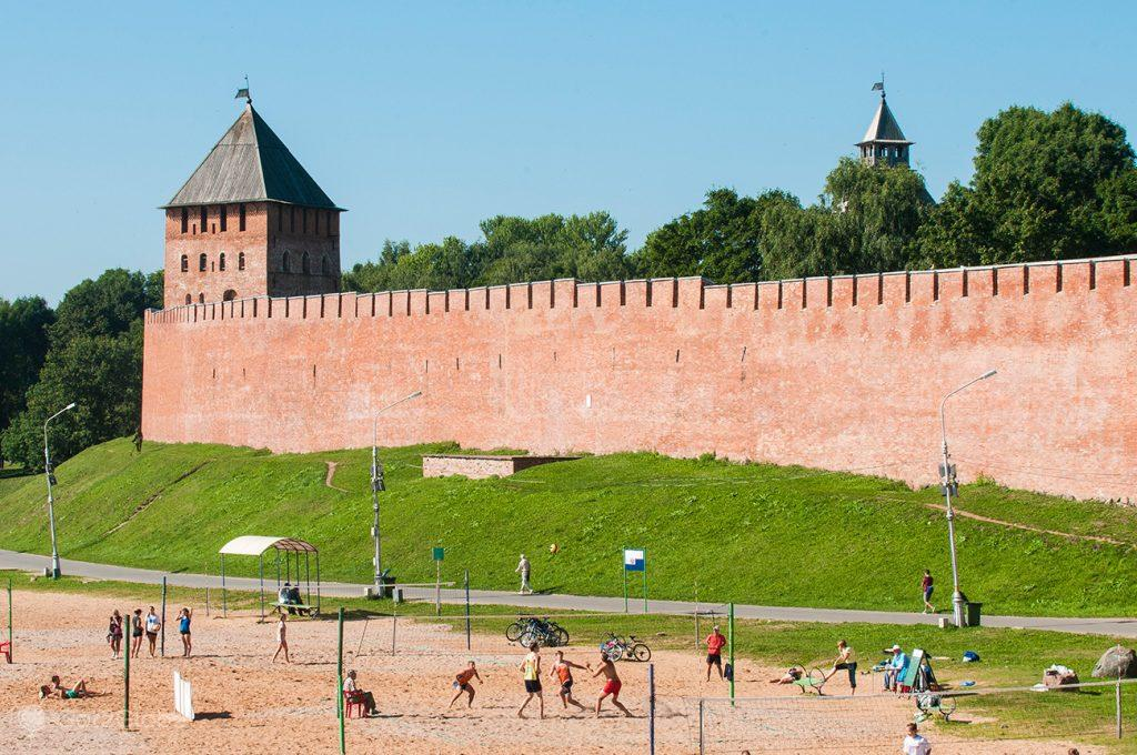 Vólei em Novgorod, Rússia