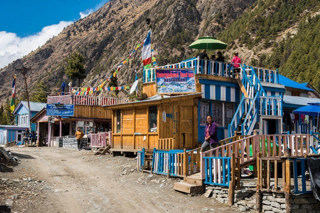 Dhukurpokhari, Circuito Annapurna, Nepal
