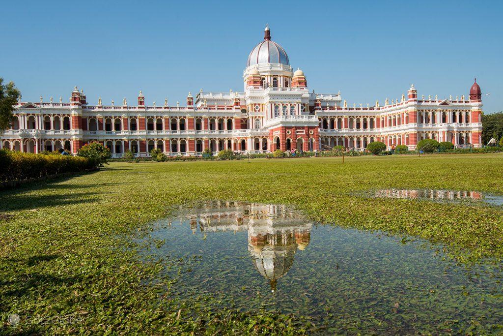 Palácio de Cooch Behar, Bengala Ocidental, Índia