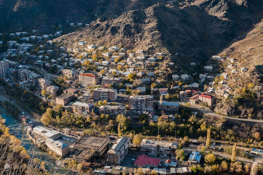 Sanahin, Arménia