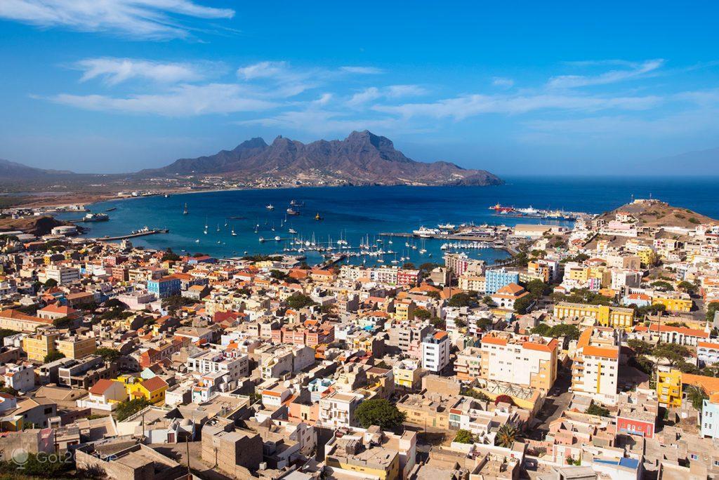 Cidade de Mindelo, São Vicente, Cabo Verde