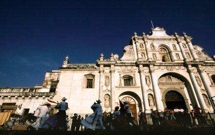 Danças na Catedral