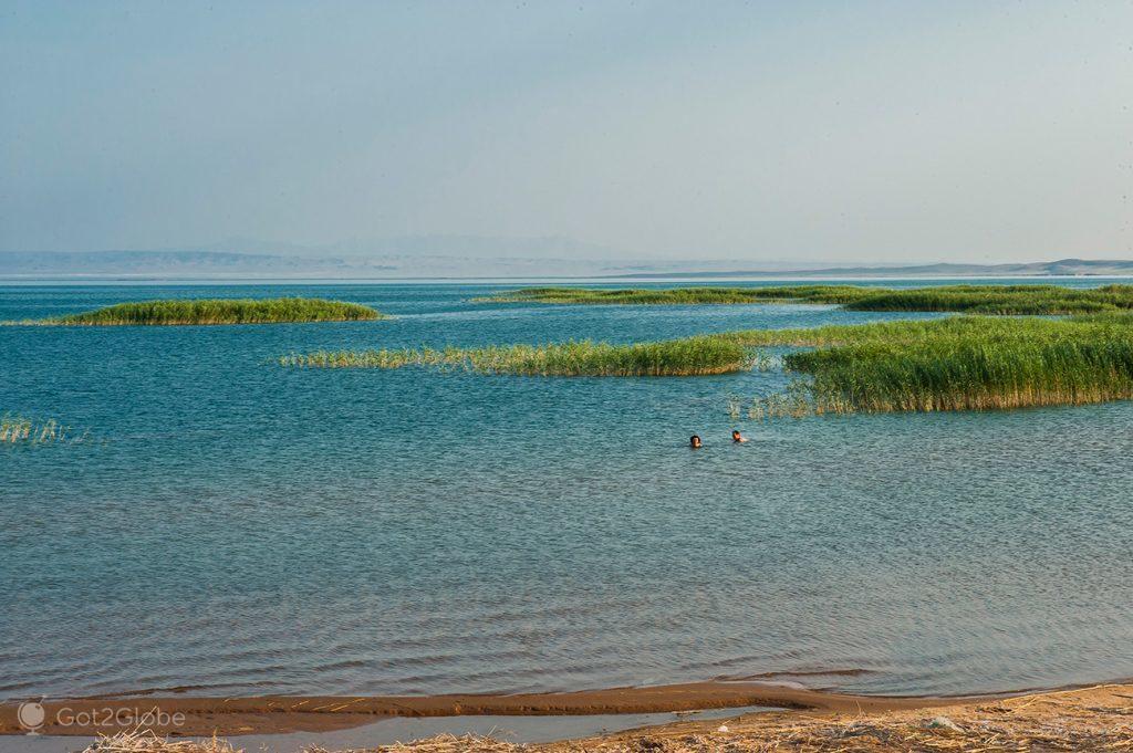 Lago Aydar, Uzbequistão
