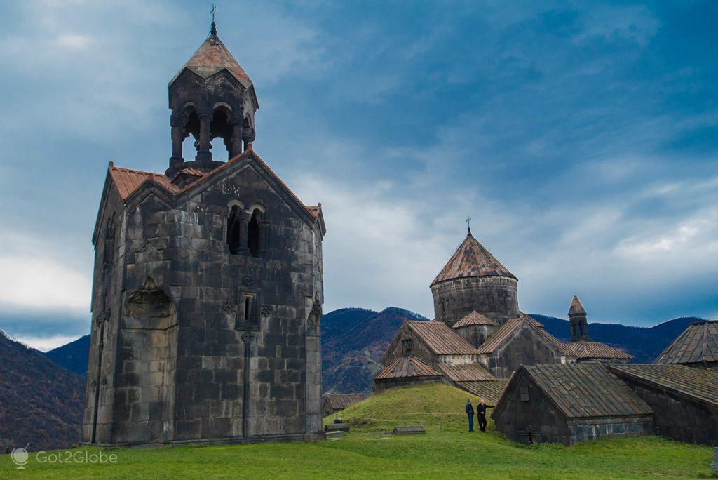 complexo monástico de Haghpat, Arménia