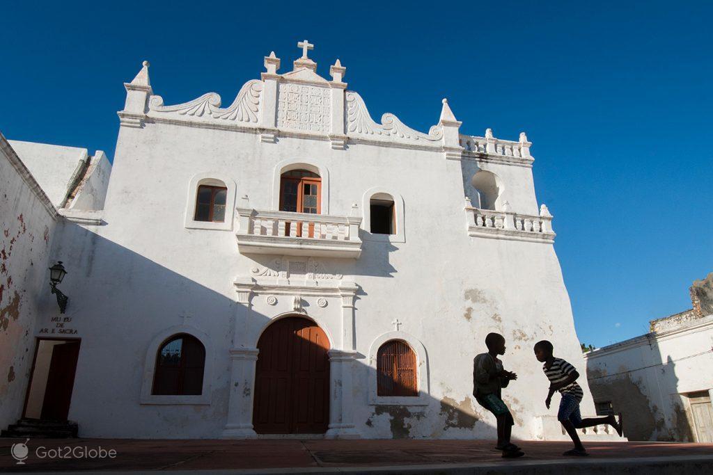 Igreja da Misericórdia, Ilha de Moçambique