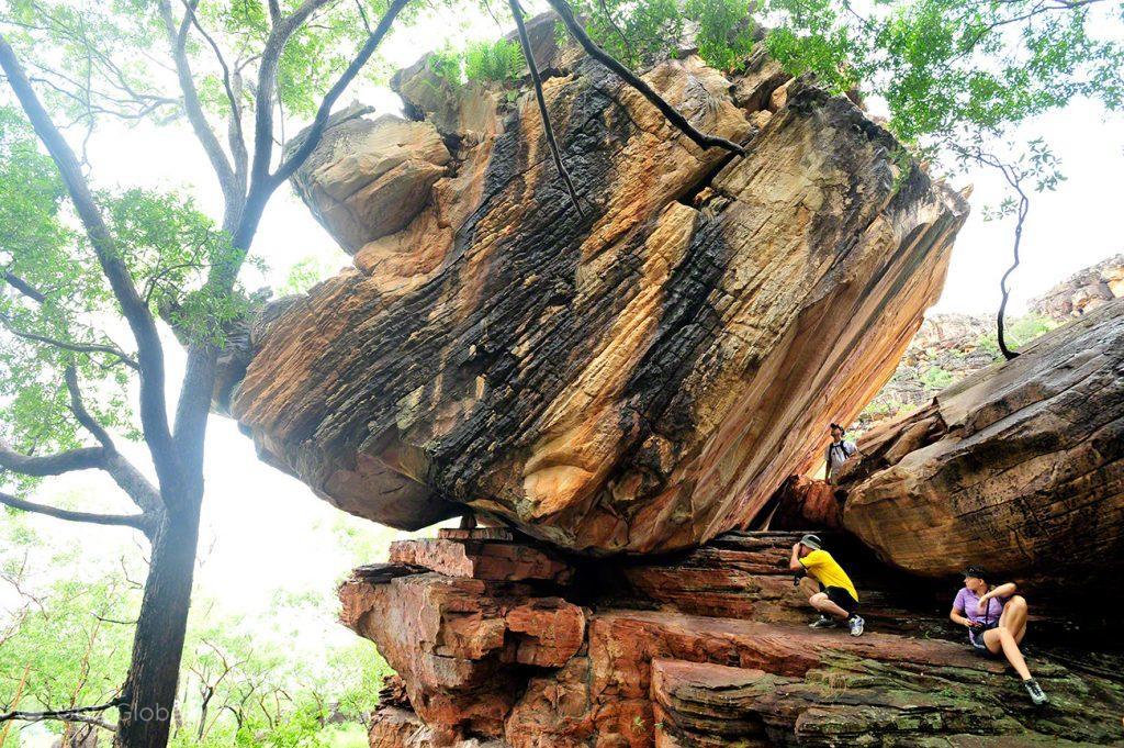 Ubirr, Alice Springs a Darwin, Stuart hwy, Caminho do Top End