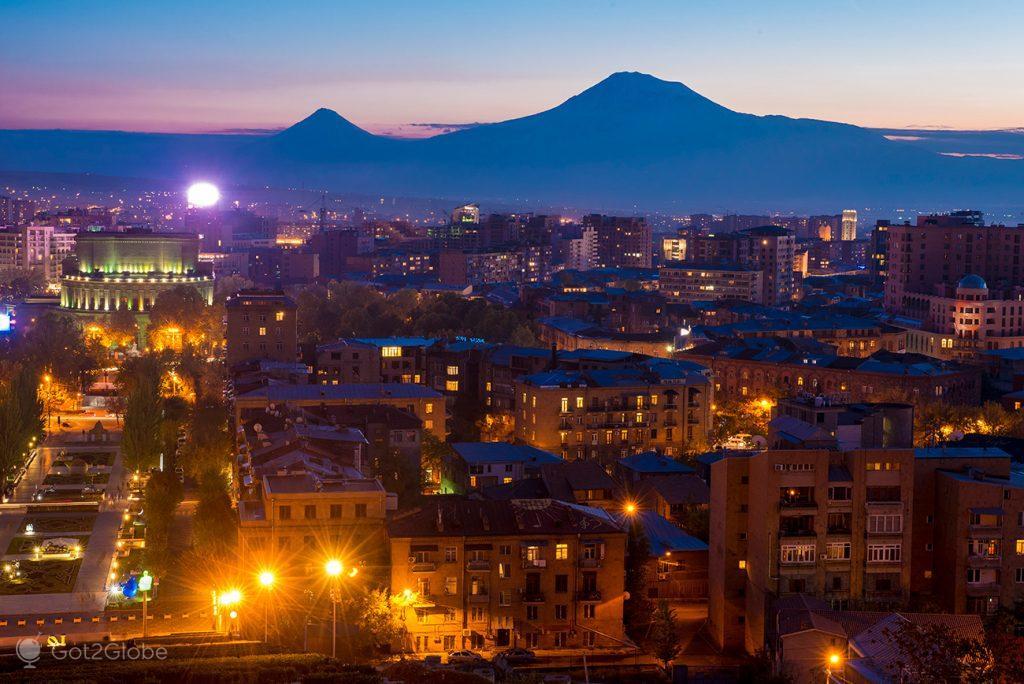 Erevan, Arménia