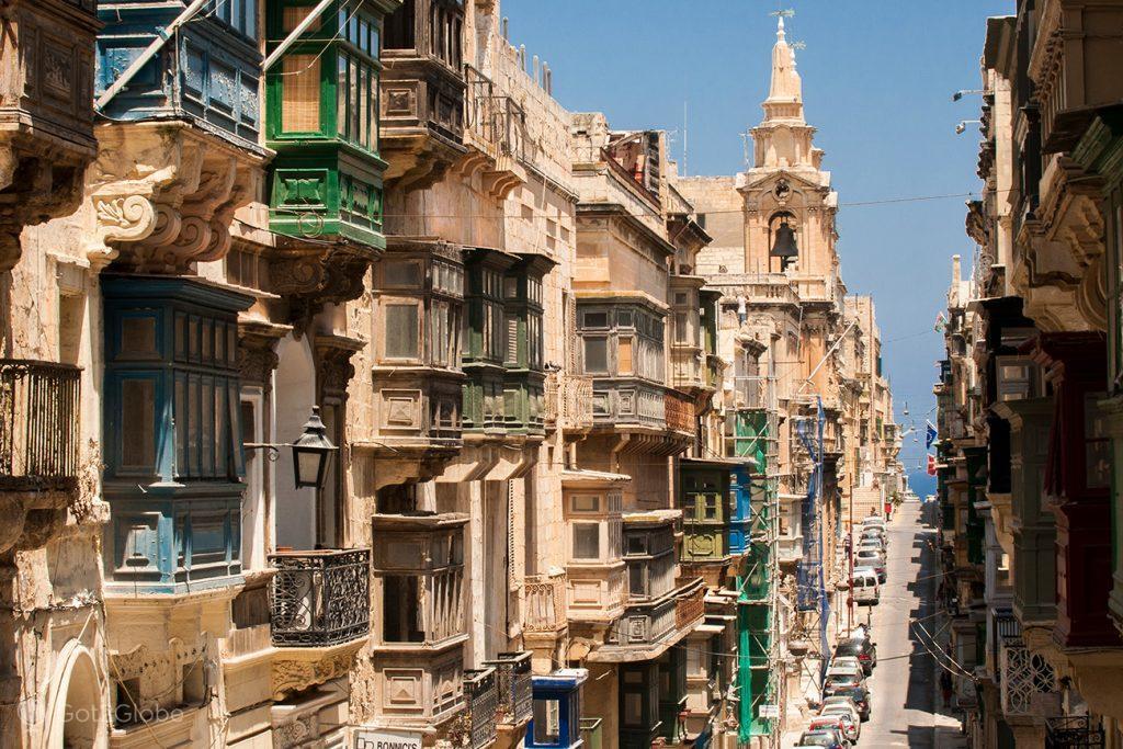 Marquises tradicionais de Valletta, Malta