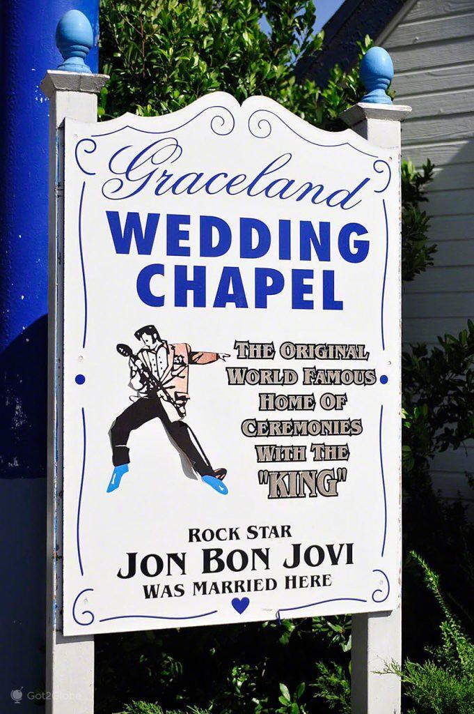 Graceland Chapel, Las Vegas, Estados Unidos