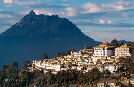 Mosteiro de Tawang, Arunachal Pradesh, Índia