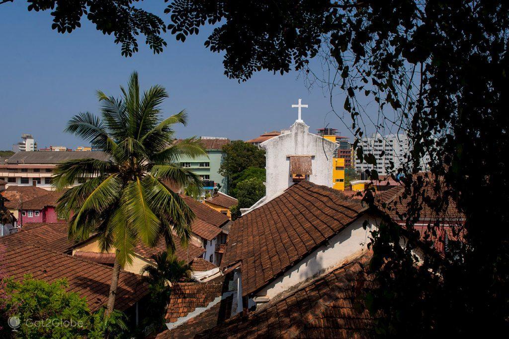 Capela de São Sebastião, Pangim, Goa
