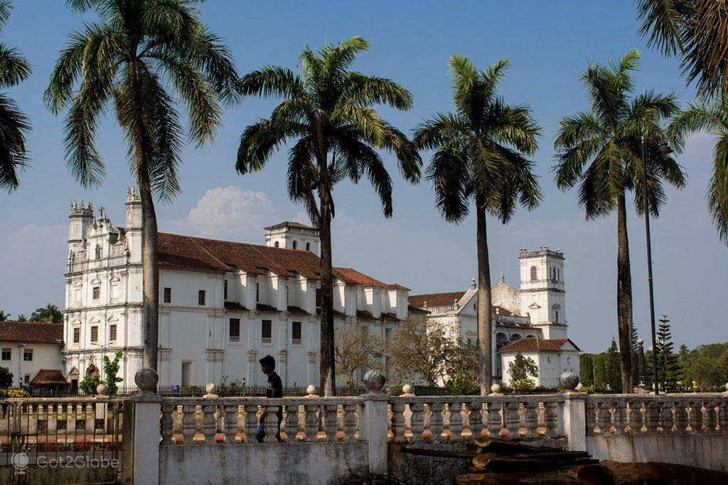 Sé Catedral da Velha Goa, Índia
