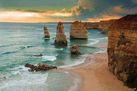 Twelve Apostles, Great Ocean Road, Victoria, Austrália