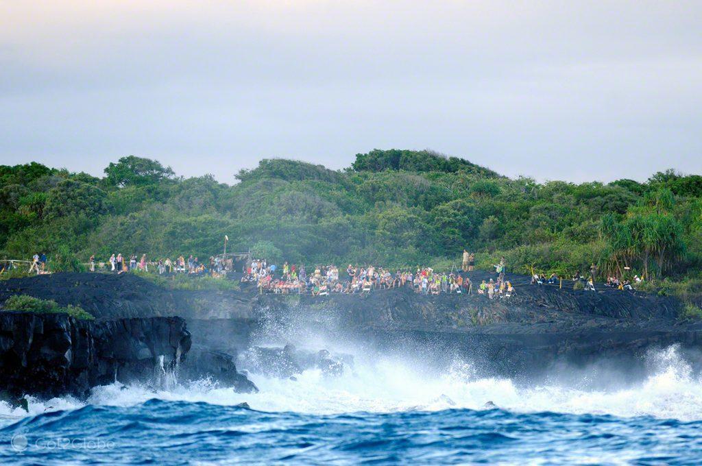 Publico, Grande Ilha Havai, Parque Nacional Vulcoes, rios de Lava