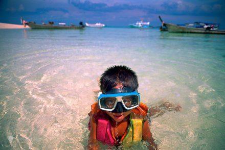 Mini-snorkeling
