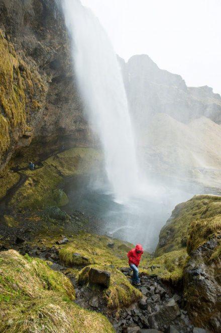 Fuga de Seljalandsfoss