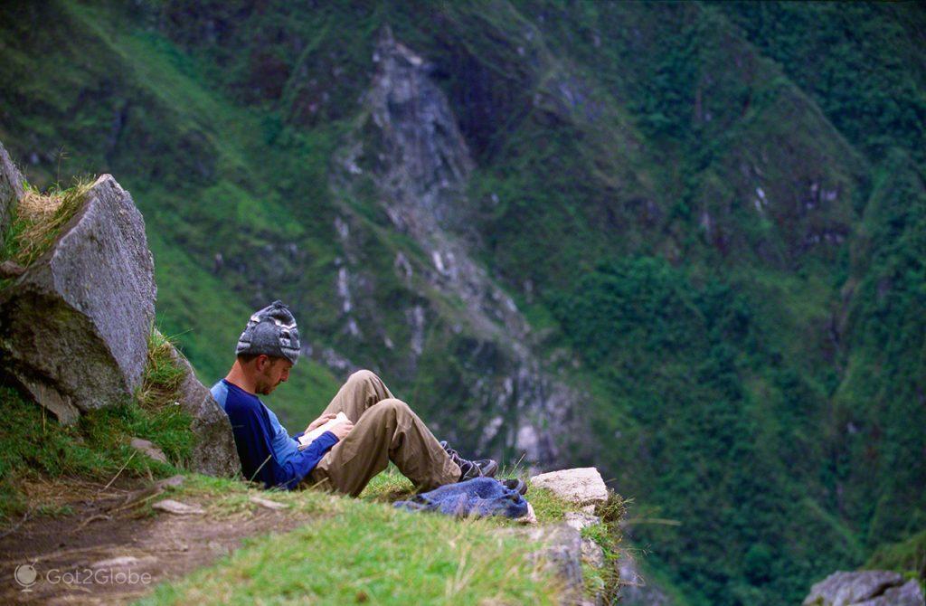 Leitura andina