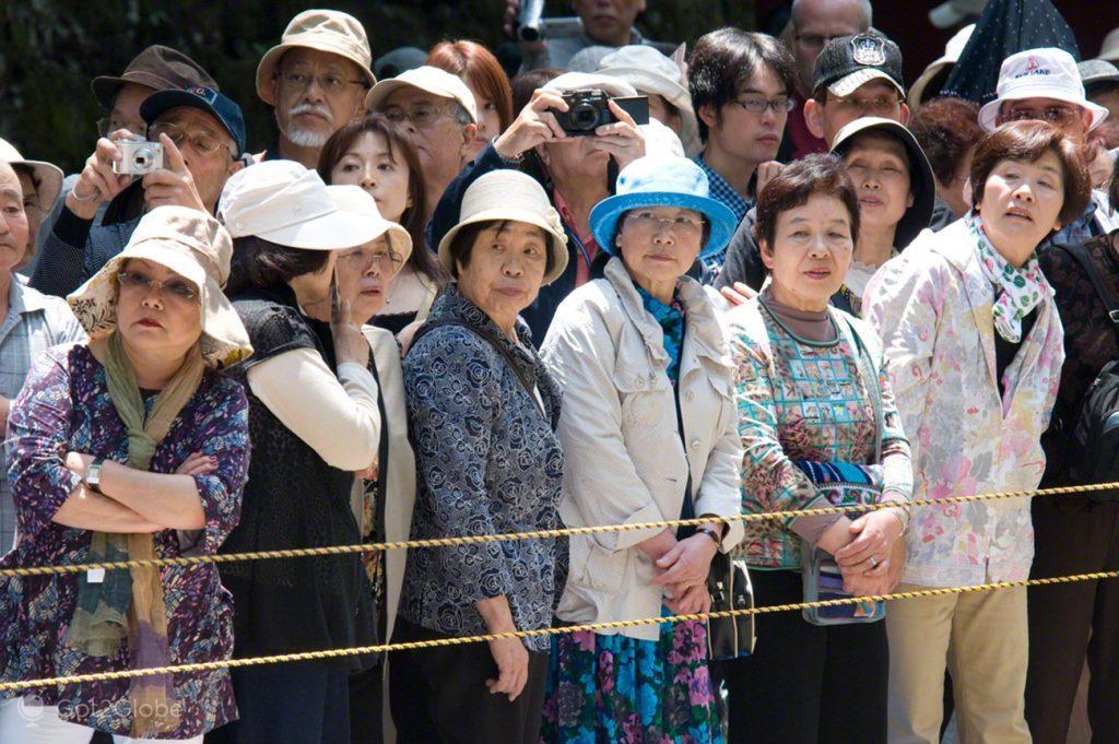 Espectadores pacientes