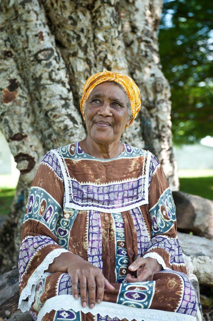 Vestido da Terra, Nova Caledonia, Grande Calhau, Pacifico do Sul
