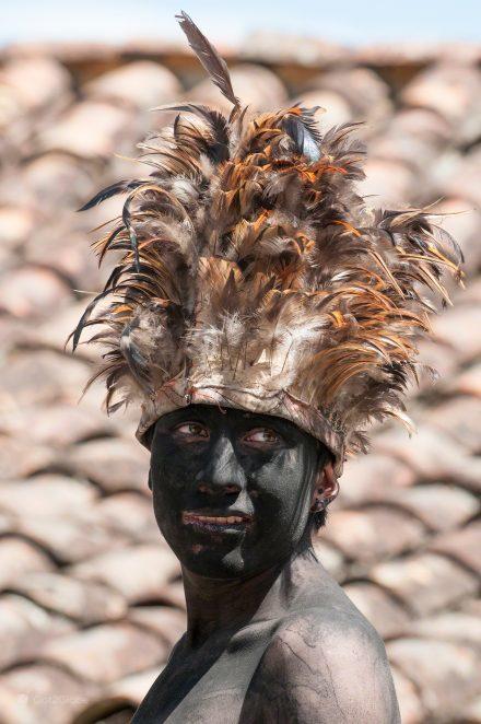 Indígena Coroado