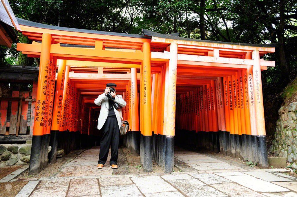 Fushimi Inari, Quioto, um Japão Milenar quase perdido