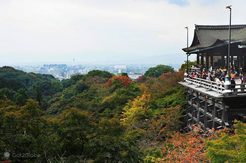 Kiomizudera, Quioto, um Japão Milenar quase perdido
