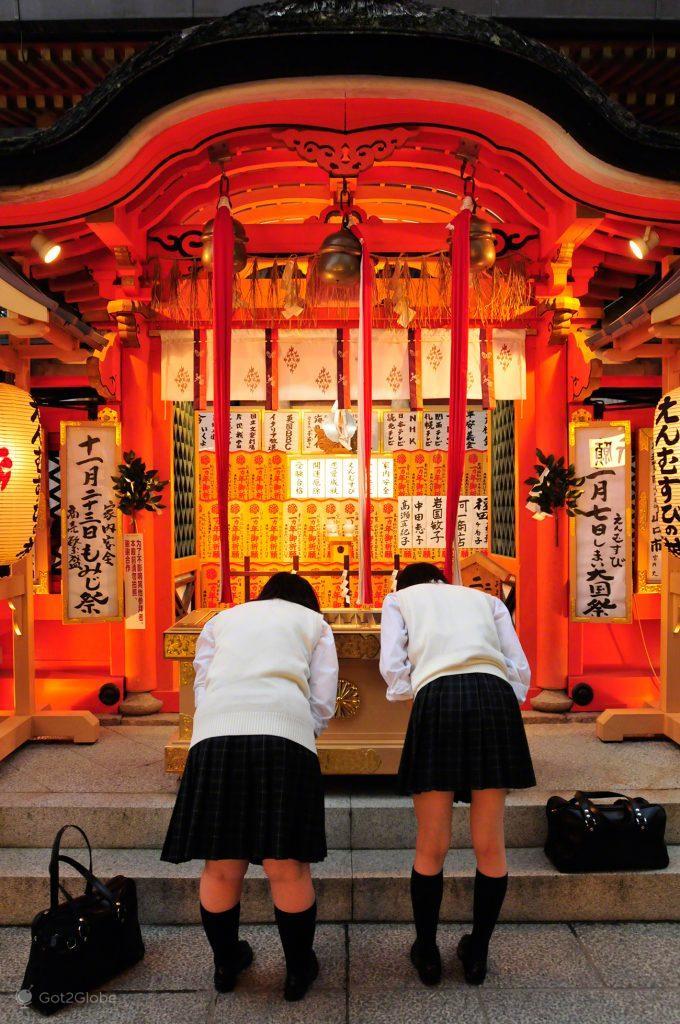 Prece, Quioto, um Japão Milenar quase perdido
