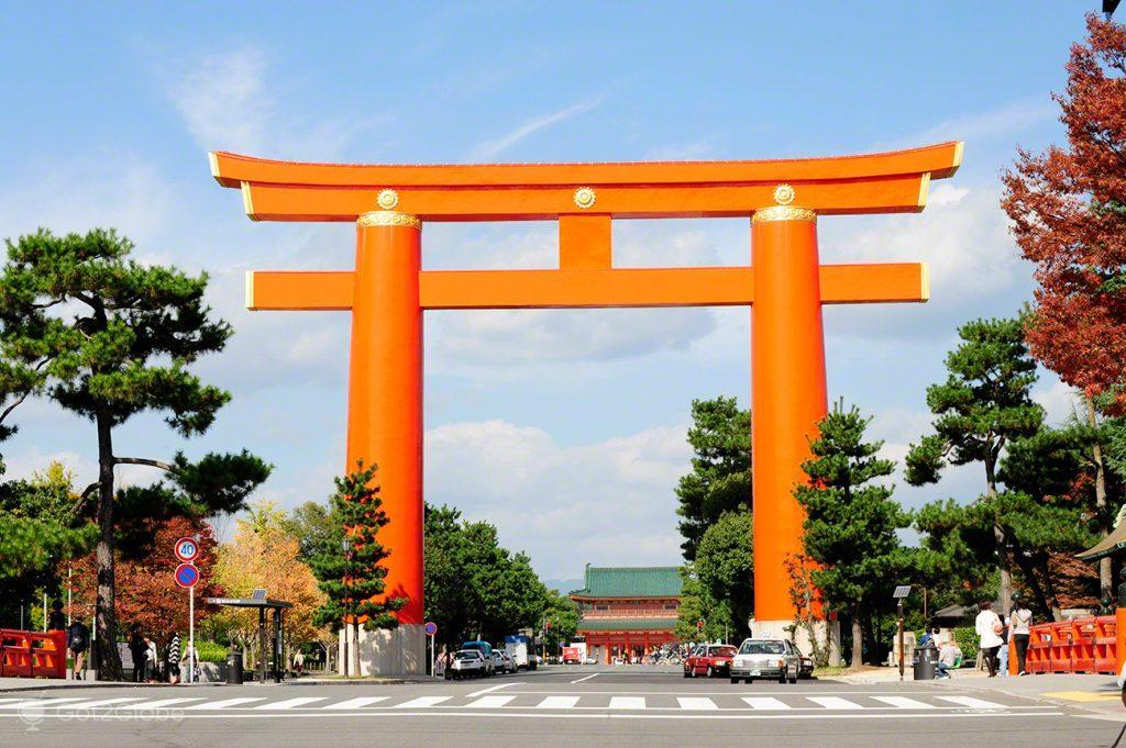Tori, Quioto, um Japão Milenar quase perdido