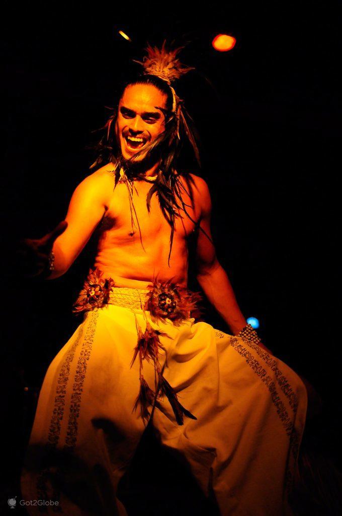 Dançarino, Ilha Pascoa, Rapa Nui, Chile