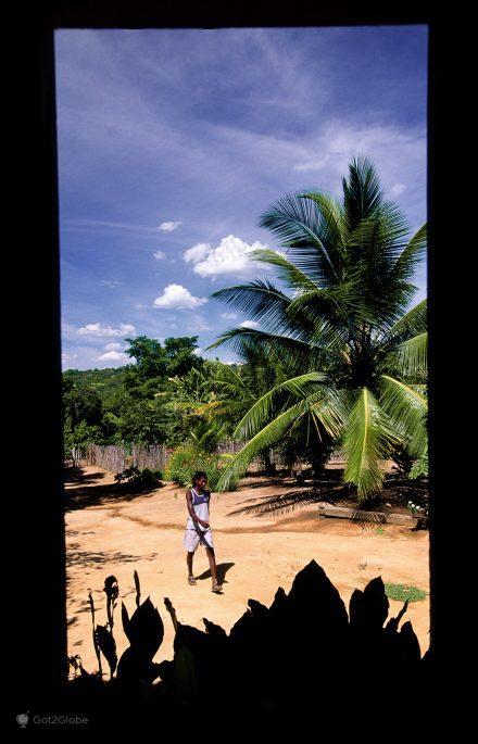 António do Remanso, Comunidade Quilombola Marimbus, Lençóis, Chapada Diamantina
